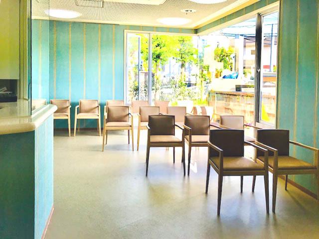 内科消化器科医院 待合リニューアル_f0171785_16484331.jpg