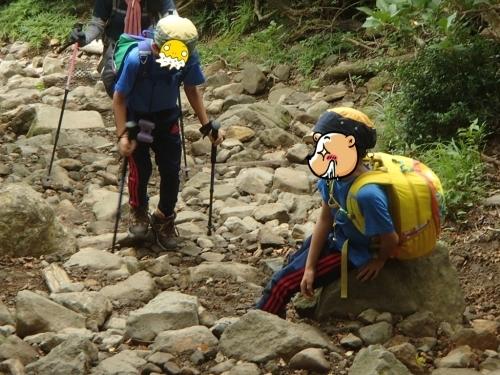 2020 短い夏の山登り ~OちゃんSちゃんの大冒険 リベンジ編~_e0314407_18240601.jpg