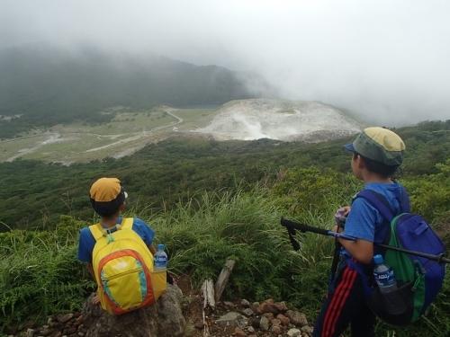 2020 短い夏の山登り ~OちゃんSちゃんの大冒険 リベンジ編~_e0314407_18240659.jpg