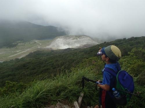 2020 短い夏の山登り ~OちゃんSちゃんの大冒険 リベンジ編~_e0314407_18291354.jpg