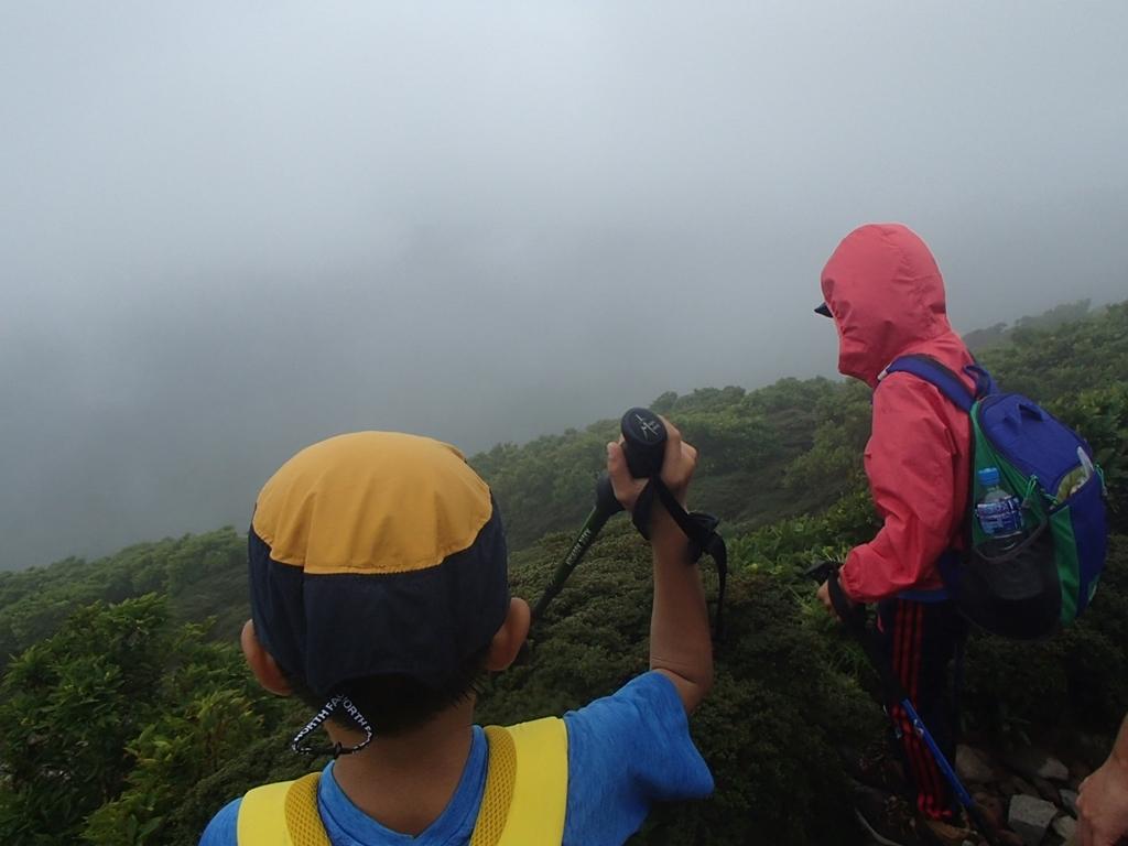 2020 短い夏の山登り ~OちゃんSちゃんの大冒険 リベンジ編~_e0314407_18291483.jpg