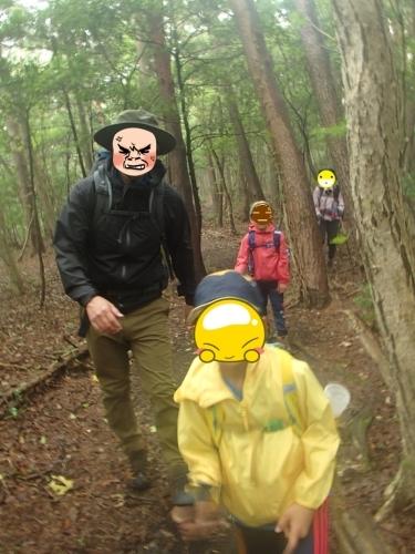 2020 短い夏の山登り ~OちゃんSちゃんの大冒険 リベンジ編~_e0314407_18341300.jpg