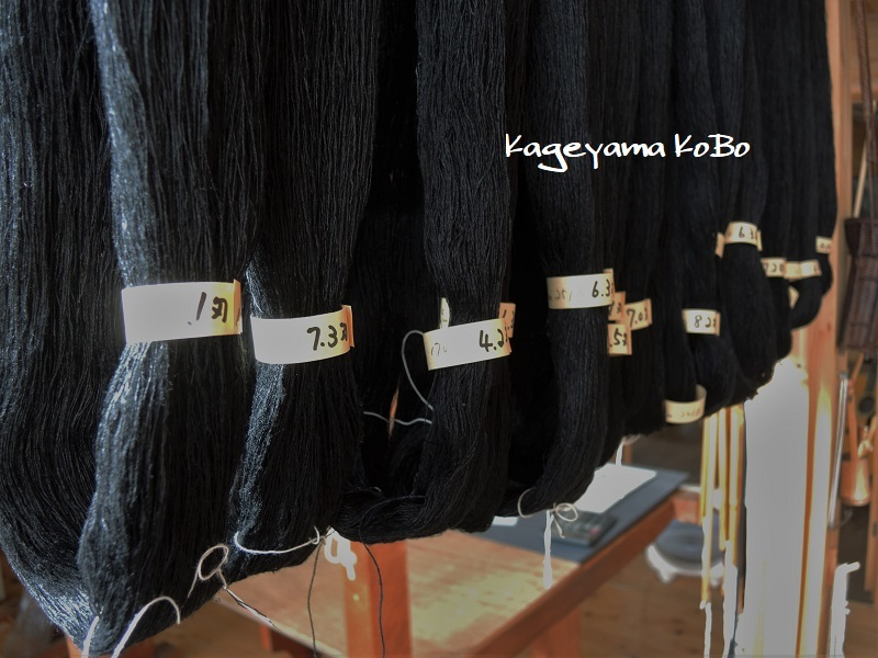 太さ・長さの分からない糸を使うために…_f0175143_15393265.jpg