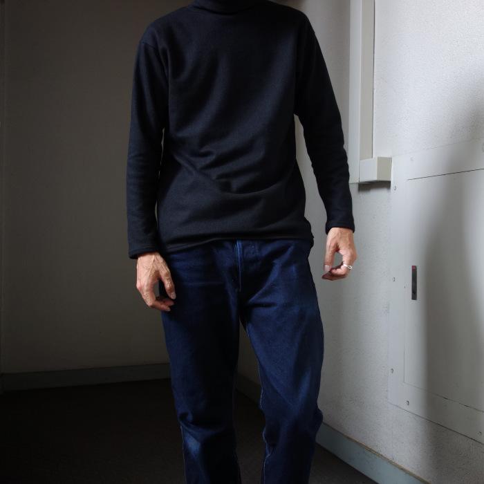 10月の製作 / DA woolknit highneck longsleeve_e0130546_18050707.jpg