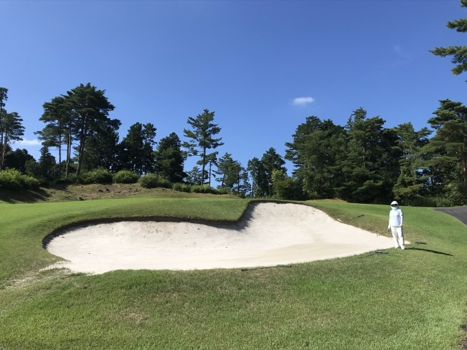 家内と2人、暑い最中にゴルフです_b0100062_08154229.jpeg