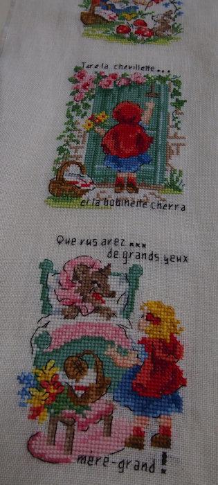 Le Petit Chaperon Rouge 5♪ _a0143686_12282349.jpg