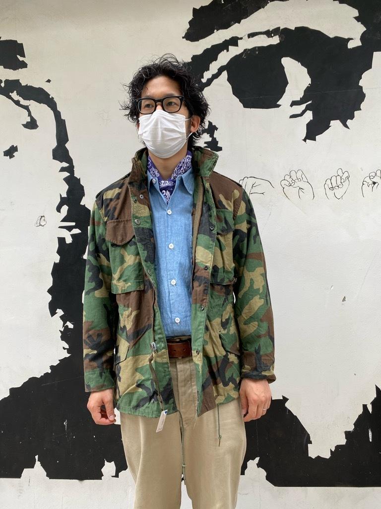 M-65 WoodlandCamo!!(マグネッツ大阪アメ村店)_c0078587_12560392.jpg