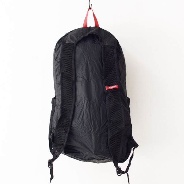 Matador[マタドール] DL16 BACKPACK [20370006] DL16バックパック・折りたたみ・ エコバッグ・軽量・防水・MEN\'S/LADY\'S _f0051306_17080046.jpg