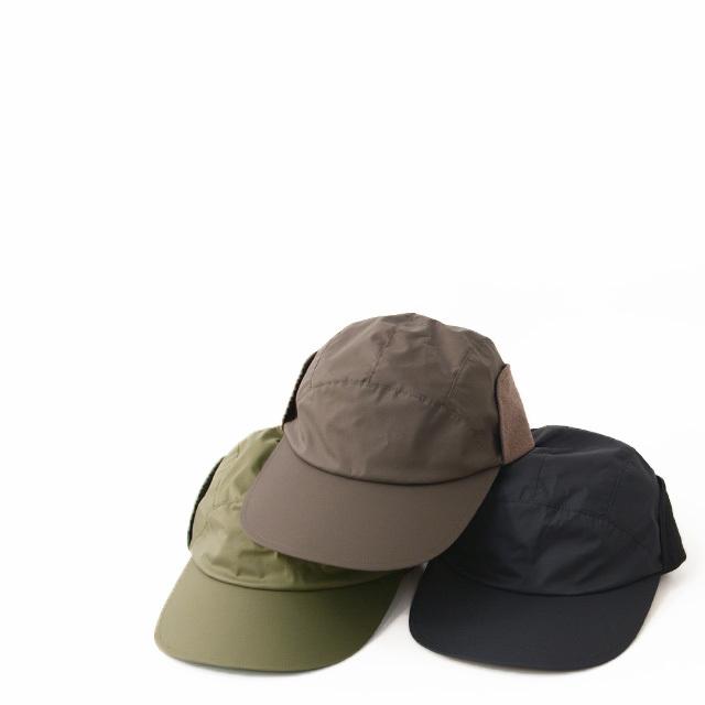 halo.commodity [ハロ コモディティ] Ray Flap Cap[HL-1023W] レイ フラップ・耳付きキャップ・MEN\'S / LADY\'S_f0051306_17251733.jpg