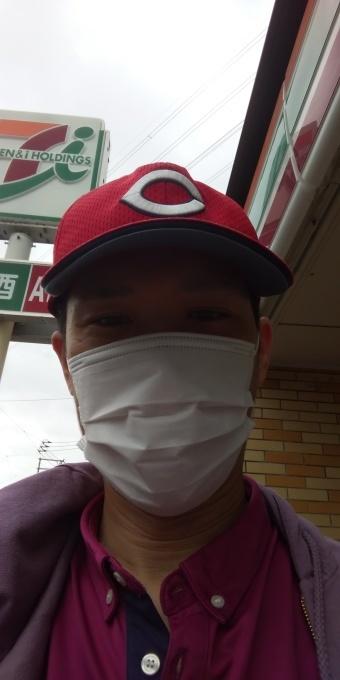 本日も誰もしないアベノマスクよりコンビニのマスクで介護現場に出勤です!_e0094315_08210551.jpg
