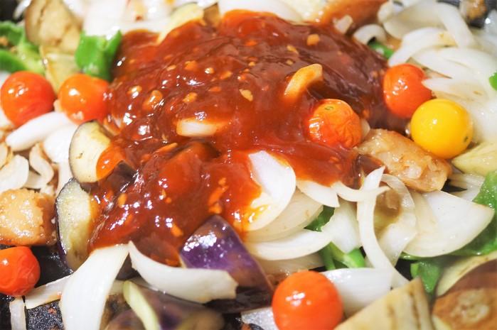 ■簡単5分【白身魚の香味炒め】中華名菜キット活用で本格派!!_b0033423_2093240.jpg