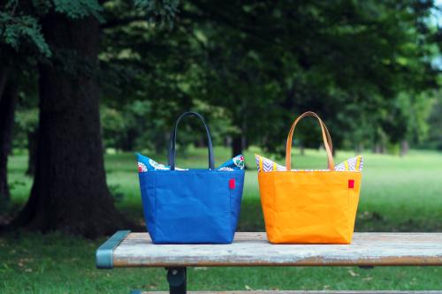キャンバス生地の「picnic tote」_e0243765_13382545.jpg