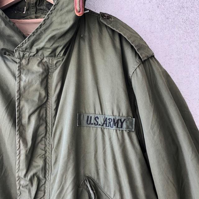 US ARMY M-51 Field Parka_c0146178_13582207.jpg