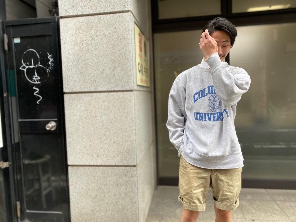 マグネッツ神戸店 9/5(土)秋Superior入荷! #3 Champion Reverse Weave!!!_c0078587_15585000.jpg