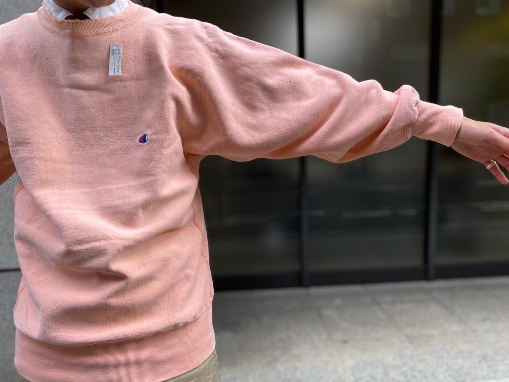 マグネッツ神戸店 9/5(土)秋Superior入荷! #3 Champion Reverse Weave!!!_c0078587_15595209.jpg