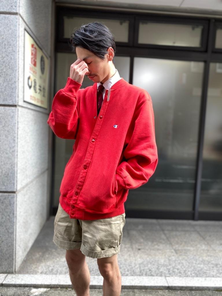 マグネッツ神戸店 9/5(土)秋Superior入荷! #3 Champion Reverse Weave!!!_c0078587_16014204.jpg