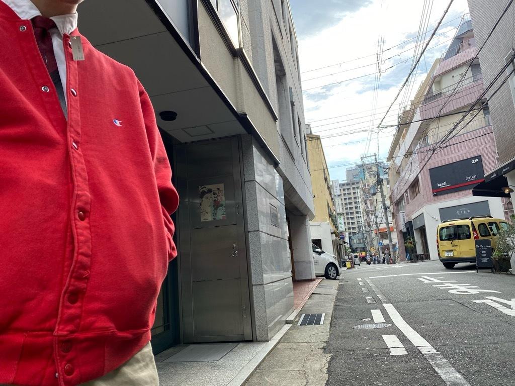マグネッツ神戸店 9/5(土)秋Superior入荷! #3 Champion Reverse Weave!!!_c0078587_16014265.jpg