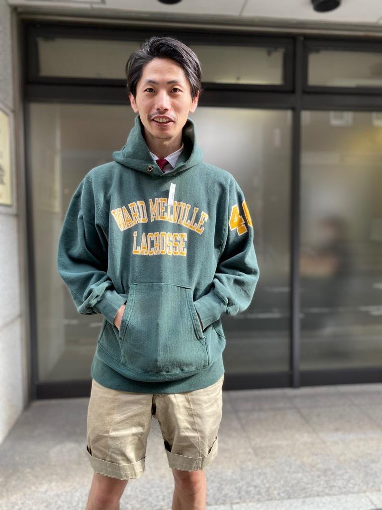 マグネッツ神戸店 9/5(土)秋Superior入荷! #3 Champion Reverse Weave!!!_c0078587_16023507.jpg