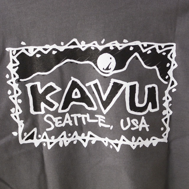 KAVU [カブー] Left L/S Tee [19821319] レフト L/S Tシャツ・ロンティー・MEN\'S _f0051306_10045320.jpg
