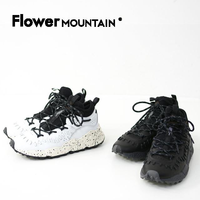 FLOWER MOUNTAIN [フラワーマウンテン] Ms MOHICAN / メンズ モヒカン [FM18-1-005/006] レザースニーカー・ MEN\'S _f0051306_11215433.jpg