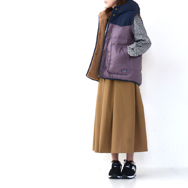 Patagonia [パタゴニア正規代理店] Girls\' Reversible Bivy Hoody Vest [68320] ガールズ・リバーシブル・ビビー・フーディ・ベスト・LADY\'S_f0051306_11332721.jpg