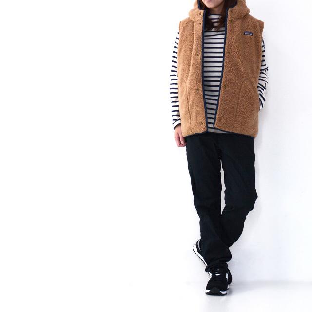 Patagonia [パタゴニア正規代理店] Girls\' Reversible Bivy Hoody Vest [68320] ガールズ・リバーシブル・ビビー・フーディ・ベスト・LADY\'S_f0051306_11332725.jpg