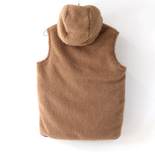 Patagonia [パタゴニア正規代理店] Girls\' Reversible Bivy Hoody Vest [68320] ガールズ・リバーシブル・ビビー・フーディ・ベスト・LADY\'S_f0051306_11332751.jpg