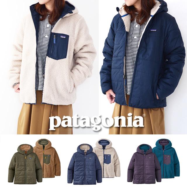 Patagonia [パタゴニア正規代理店] Boys\' Reversible Ready Freddy Hoody [68095] リバーシブル・レディ・フーディ・MEN\'S / LADY\'S_f0051306_11400596.jpg