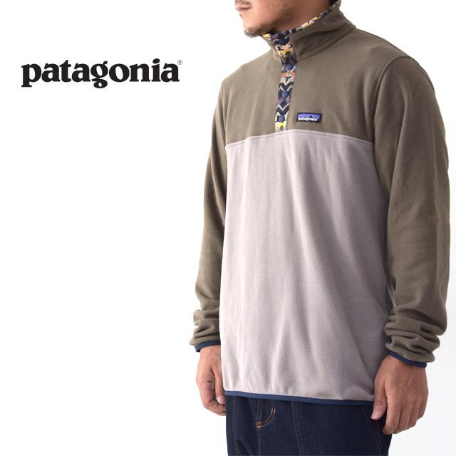 Patagonia [パタゴニア] M\'s Micro D Snap-T P/O [26165] メンズ・マイクロ D・スナップT・プルオーバー ・MEN\'S_f0051306_12550412.jpg