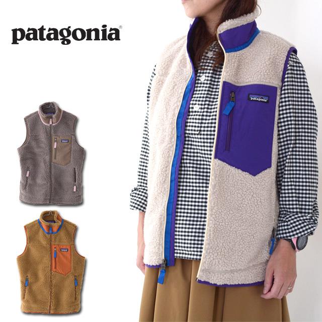 Patagonia [パタゴニア正規代理店] W\'s Classic Retro-X Vest [23083] ウィメンズ・クラシック・レトロX・ベスト LADY\'S_f0051306_13173640.jpg