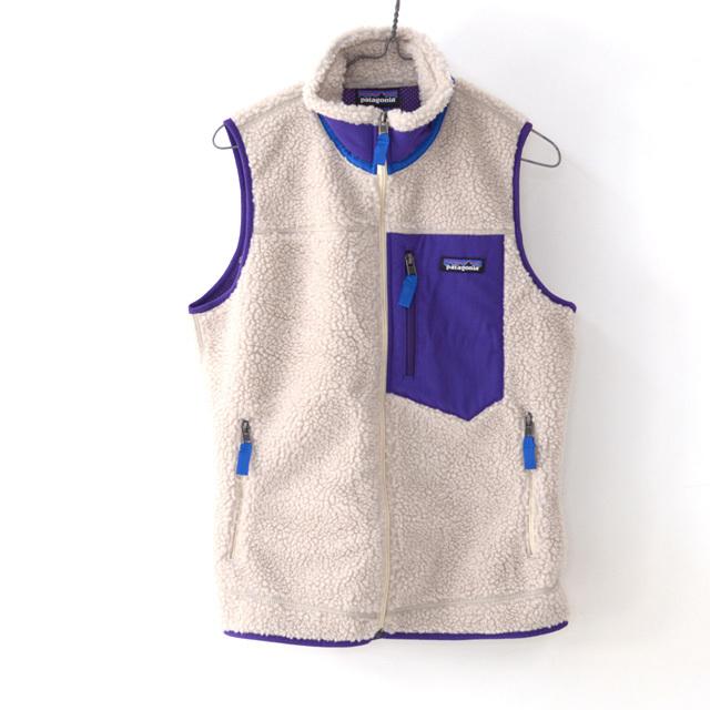 Patagonia [パタゴニア正規代理店] W\'s Classic Retro-X Vest [23083] ウィメンズ・クラシック・レトロX・ベスト LADY\'S_f0051306_13173659.jpg