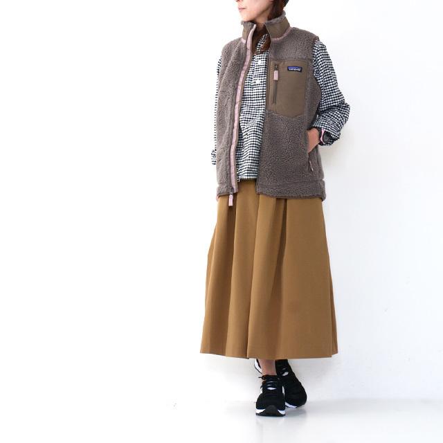 Patagonia [パタゴニア正規代理店] W\'s Classic Retro-X Vest [23083] ウィメンズ・クラシック・レトロX・ベスト LADY\'S_f0051306_13173719.jpg