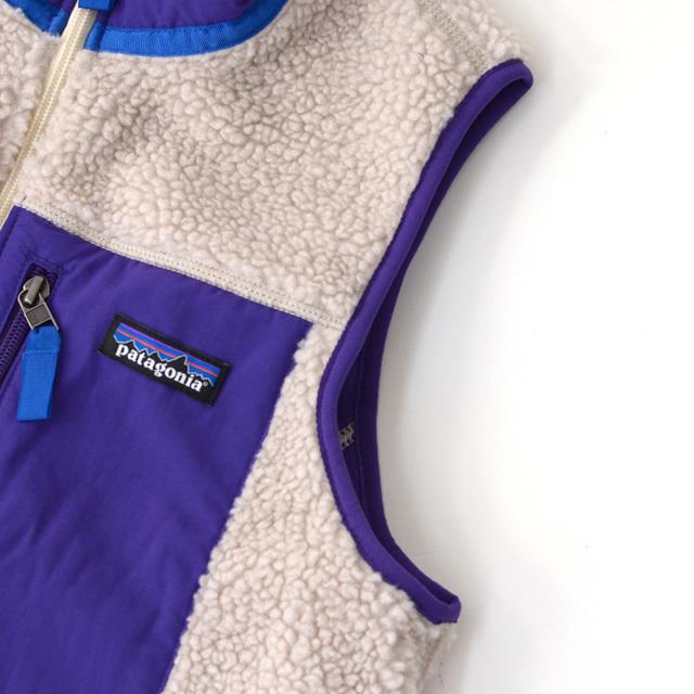 Patagonia [パタゴニア正規代理店] W\'s Classic Retro-X Vest [23083] ウィメンズ・クラシック・レトロX・ベスト LADY\'S_f0051306_13173735.jpg