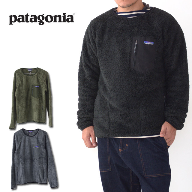 Patagonia [パタゴニア] Men\'s Los Gatos Crew [25895] メンズ・ロスガトス・クルー ・フリース・プルオーバー・長袖・MEN\'S_f0051306_13574918.jpg