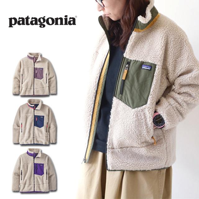 Patagonia [パタゴニア正規代理店] Kids\' Retro-X Jacket [65625] キッズ・レトロX・ジャケット・LADY\'S_f0051306_15514490.jpg