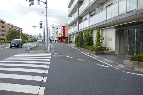 笹目通り旧道 都道311号線の側道_a0121671_08484157.jpg