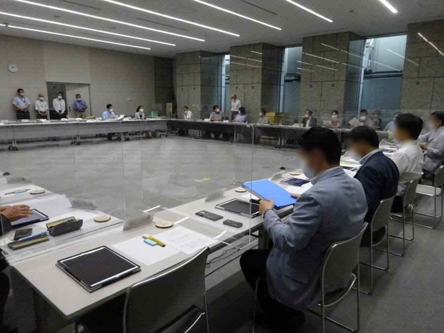 第145回東京都自然環境保全審議会_f0059673_22305917.jpg
