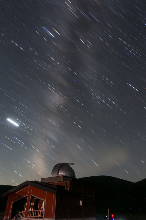 天文台と星空_e0088874_2235482.jpg