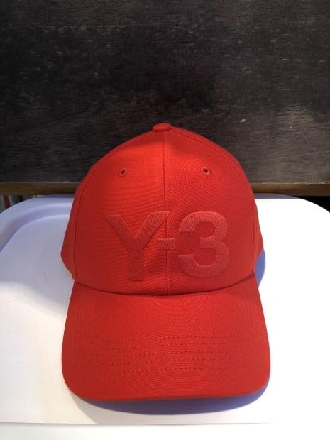 「Y-3 ワイスリー」ロゴCAP入荷です♪_c0204280_11305320.jpg