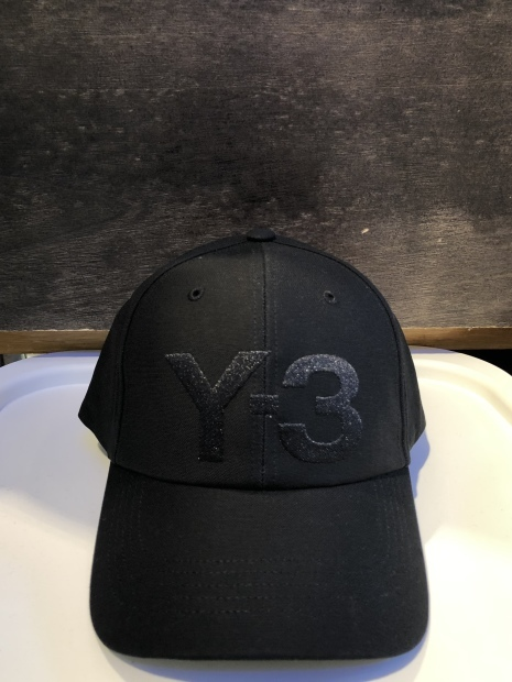 「Y-3 ワイスリー」ロゴCAP入荷です♪_c0204280_11305439.jpg