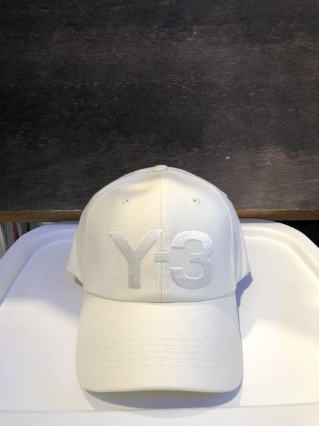 「Y-3 ワイスリー」ロゴCAP入荷です♪_c0204280_11311737.jpg