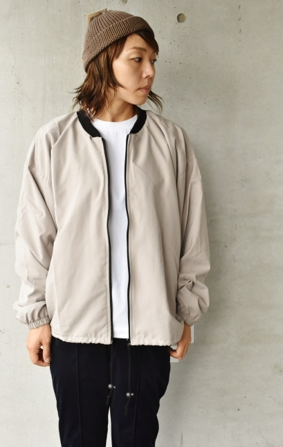 Warm Up ZIP JACKET  MADE in England  当店別注★_d0152280_11164703.jpg