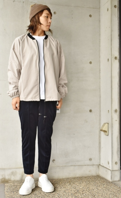 Warm Up ZIP JACKET  MADE in England  当店別注★_d0152280_11170006.jpg
