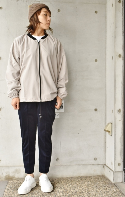 Warm Up ZIP JACKET  MADE in England  当店別注★_d0152280_11174872.jpg
