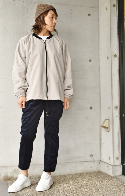 Warm Up ZIP JACKET  MADE in England  当店別注★_d0152280_11193040.jpg