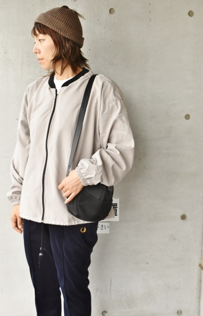 Warm Up ZIP JACKET  MADE in England  当店別注★_d0152280_11194304.jpg