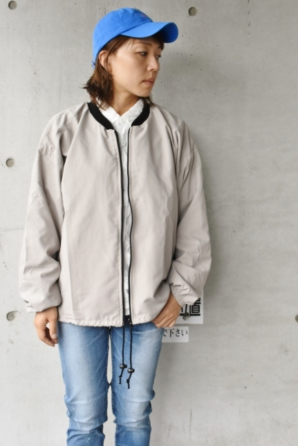 Warm Up ZIP JACKET  MADE in England  当店別注★_d0152280_11203050.jpg