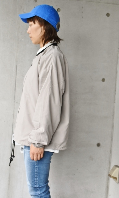 Warm Up ZIP JACKET  MADE in England  当店別注★_d0152280_11205864.jpg