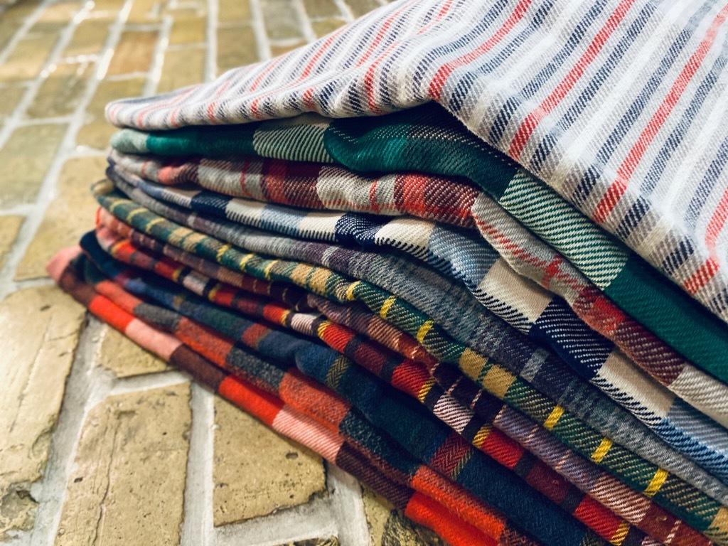 マグネッツ神戸店 9/5(土)秋Superior入荷! #4 Made in U.S.A. Flannel Shirt_c0078587_12564950.jpg