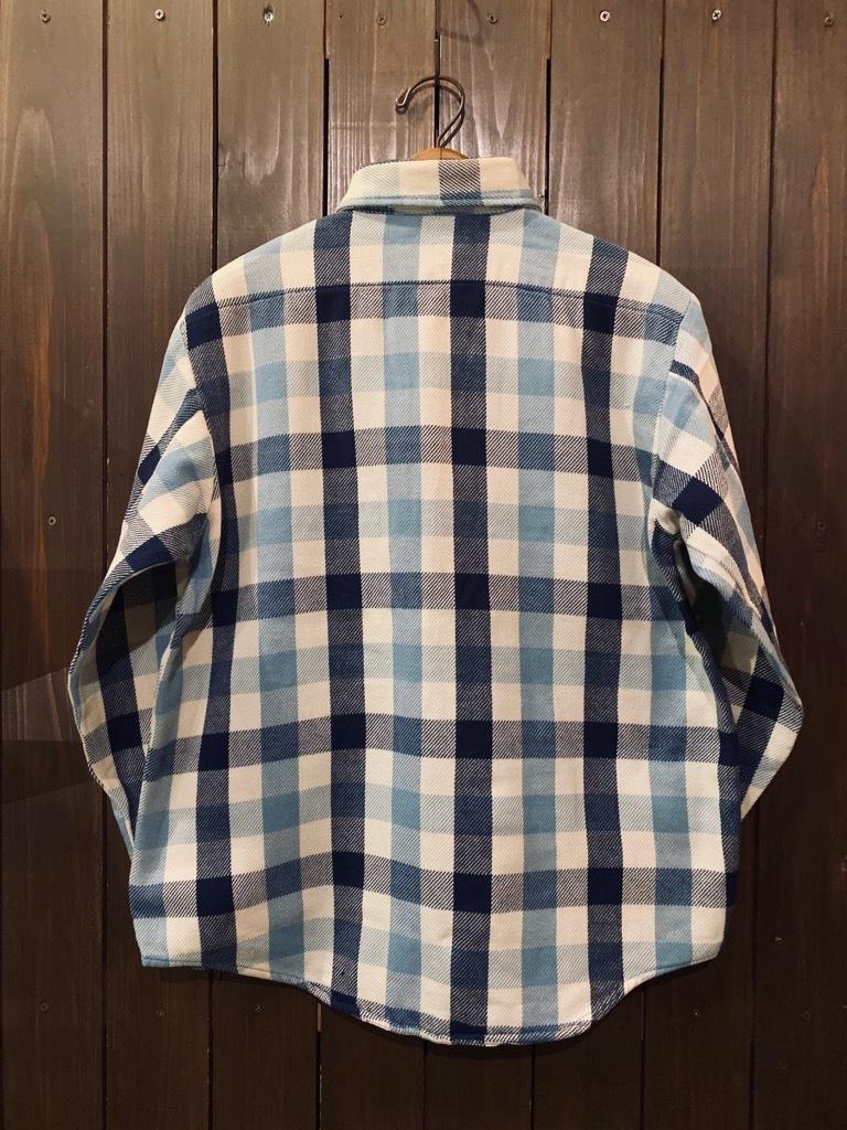 マグネッツ神戸店 9/5(土)秋Superior入荷! #4 Made in U.S.A. Flannel Shirt_c0078587_12570811.jpg